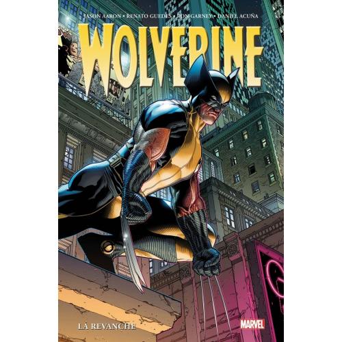 Wolverine par Jason Aaron Omnibus Tome 2 (VF)