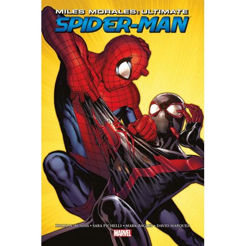 Miles Morales Spider-Man Omnibus (VF)
