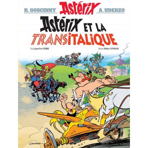 Astérix et la Transitalique (VF)