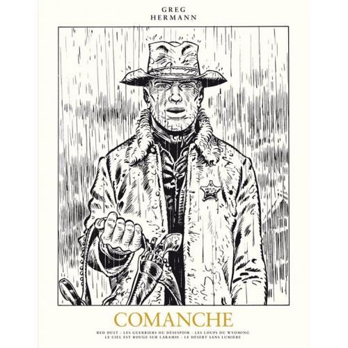 Intégrale Comanche Noir & Blanc Tome 1 (VF)