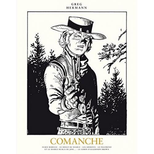 Intégrale Comanche Noir & Blanc Tome 2 (VF)