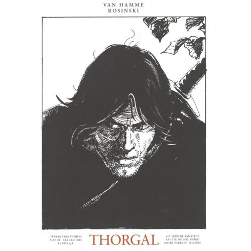 Intégrale Thorgal N&B Volume 2 (VF)