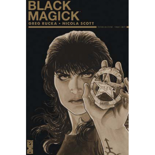 Black Magick Tome 1 Édition Collector (VF)