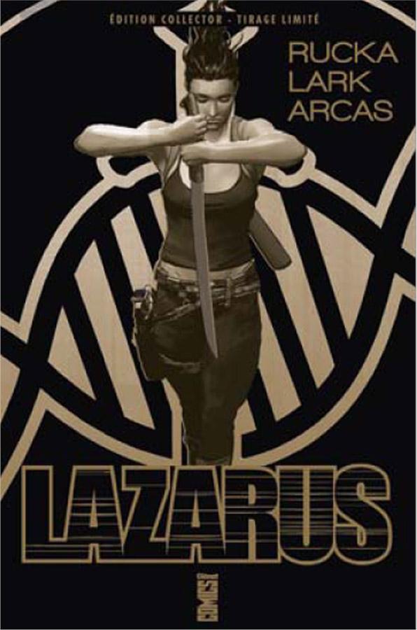 Lazarus Tome 1 Édition Collector (VF)