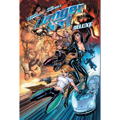 Danger Girl Deluxe Edition (VO)