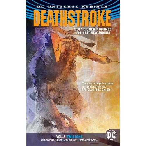 Deathstroke TP Vol.03 Twilight (VO)