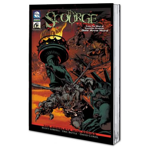 Scourge Tp Vol.1 (VO)