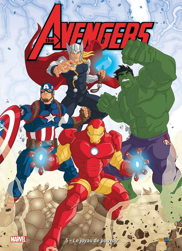 Avengers Tome 5 (VF)