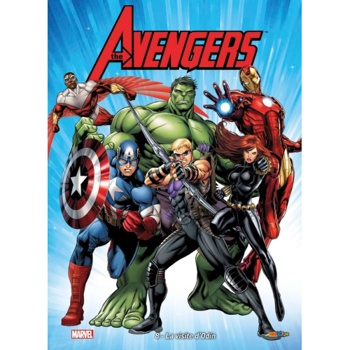 Avengers Tome 8 (VF)