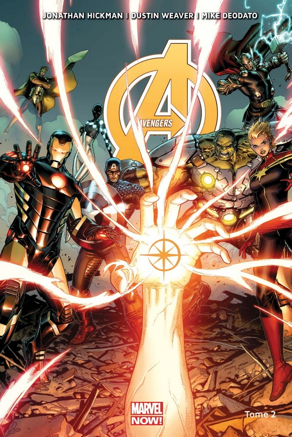 AVENGERS MARVEL NOW Tome 2 (VF)