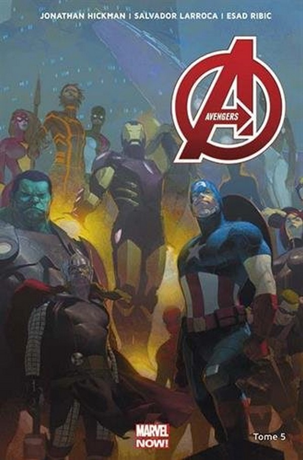 AVENGERS MARVEL NOW Tome 5 (VF)
