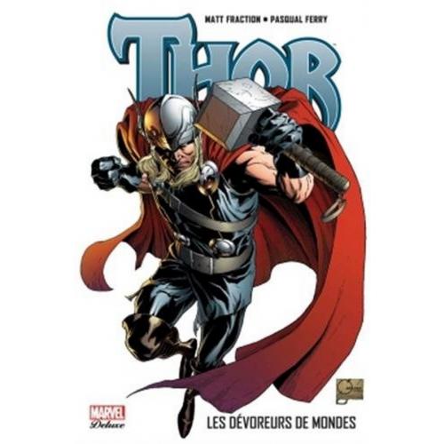 Thor Tome 4 : Le dévoreur de monde (VF)