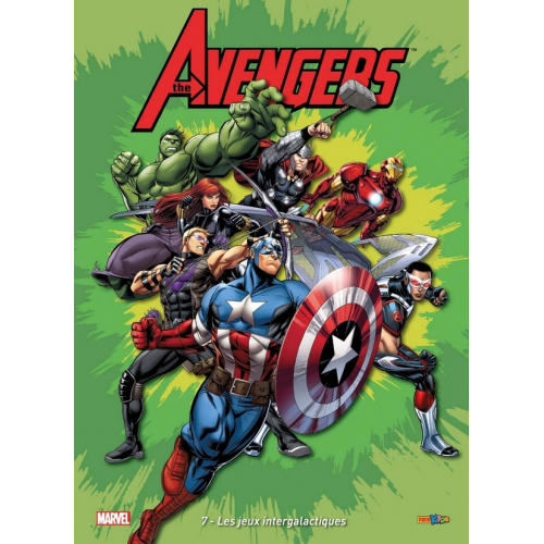 Avengers Tome 7 (VF)