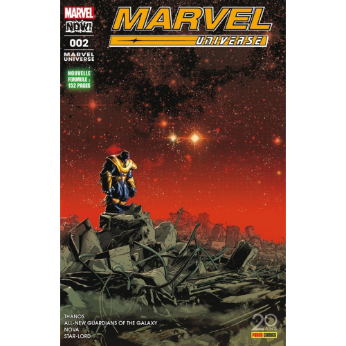 Marvel Universe n°2 (VF)