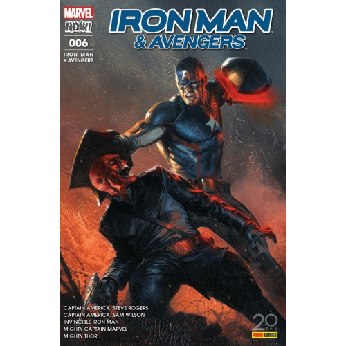 Iron Man & Avengers nº6 (VF)