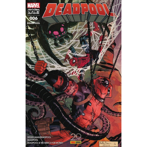 Deadpool nº6 (VF)