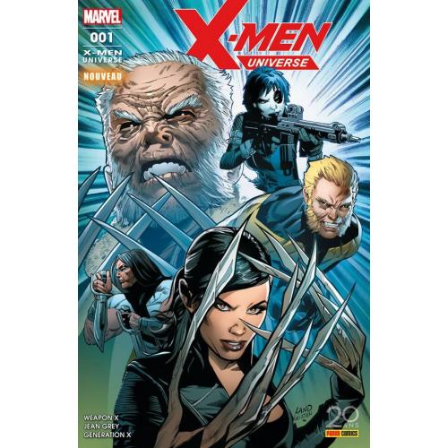 X-Men Universe n°1 (VF)
