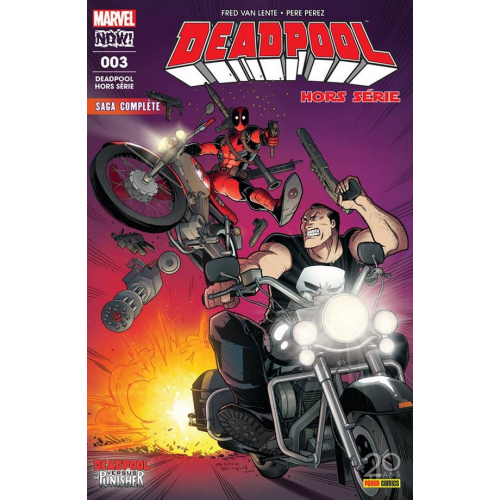 Deadpool HS n°3 (VF)
