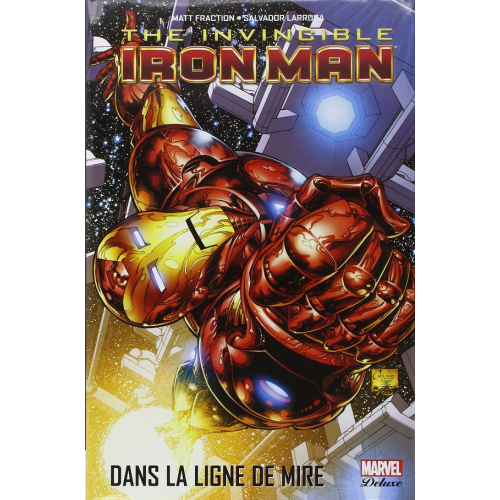 Invincible Iron Man Tome 1 (VF)