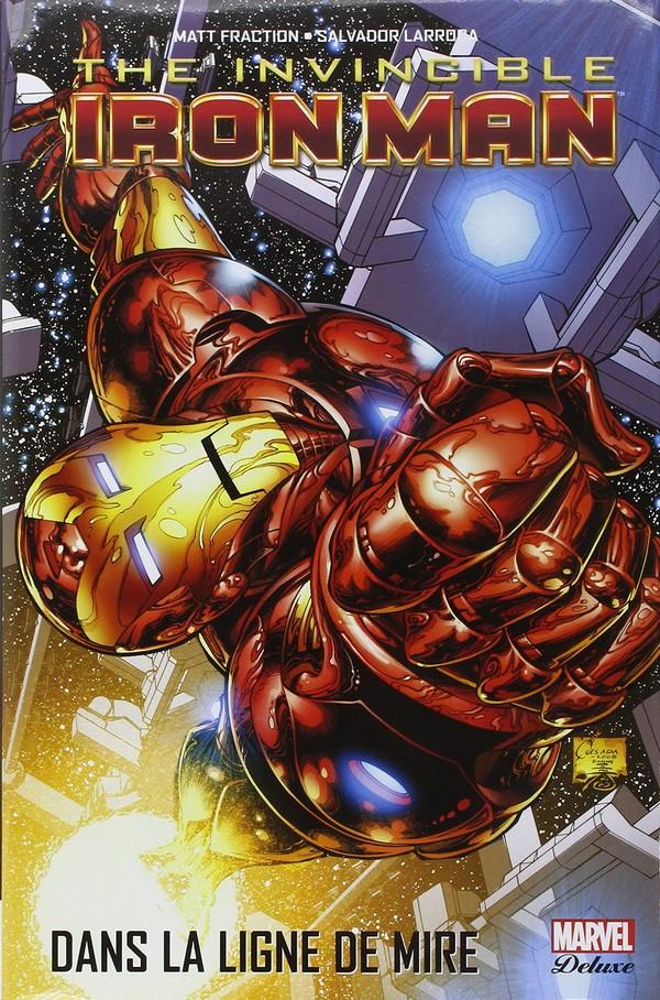 Invincible Iron Man Tome 1 (VF)