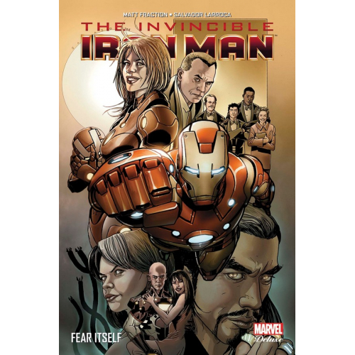 Invincible Iron Man Tome 4 (VF)