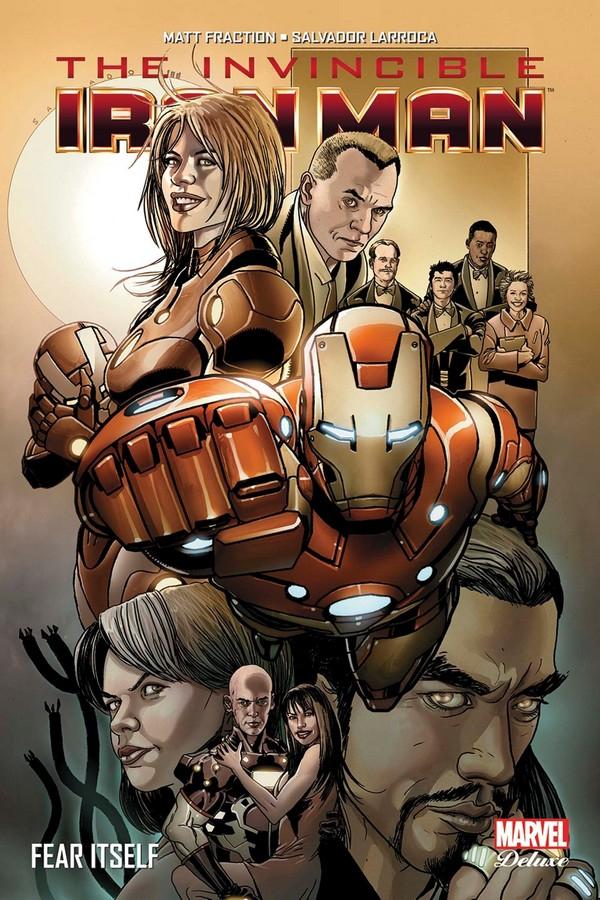 Invincible Iron Man Tome 4 (VF)