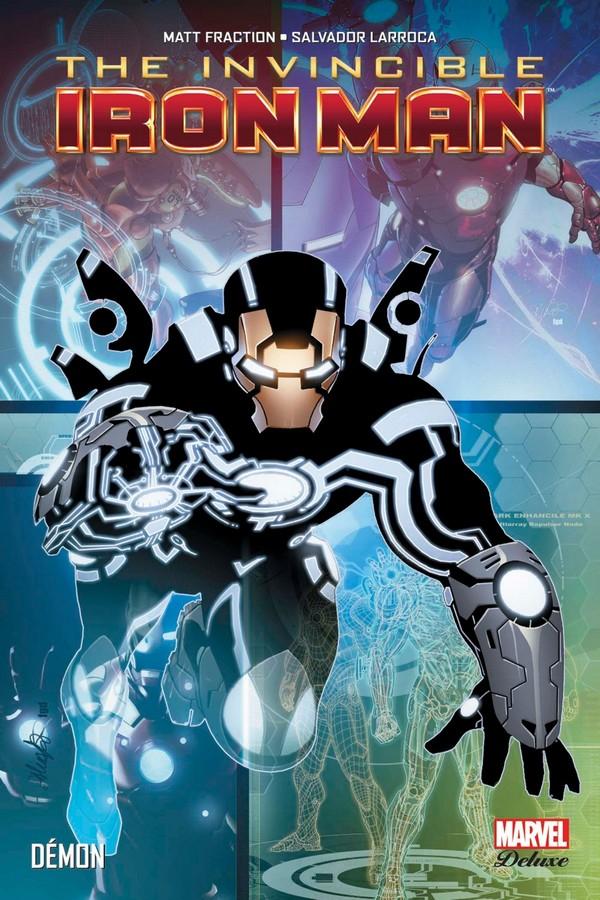 Invincible Iron Man Tome 5 (VF)