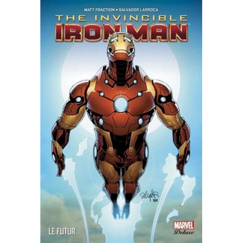Invincible Iron Man Tome 6 (VF)
