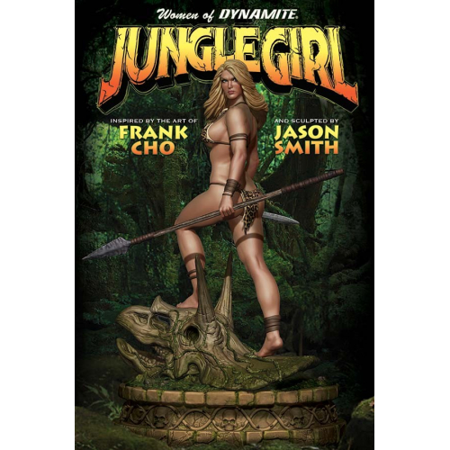 Women of Dynamite: Jungle Girl Statue by Dynamite