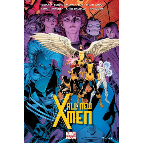 All New X-Men Tome 4 (VF)