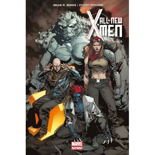 All New X-Men Tome 6 (VF)