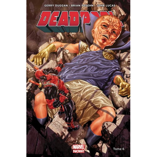 Deadpool Marvel Now Tome 6 (VF)