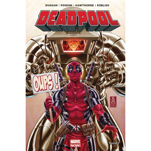Deadpool Marvel Now Tome 7 (VF)