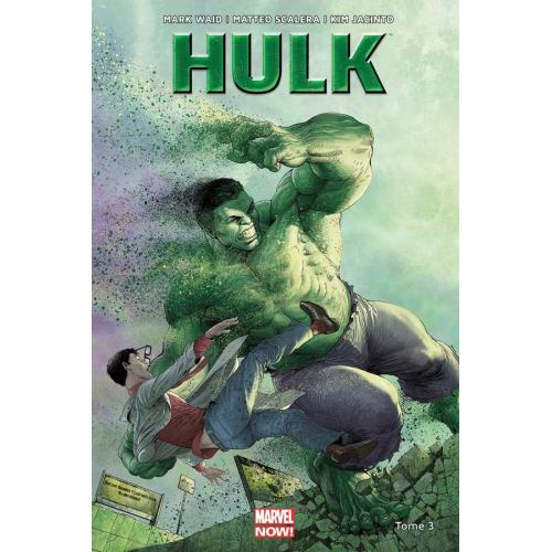 Hulk Marvel Now Tome 3 (VF)