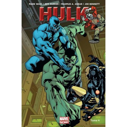 Hulk Marvel Now Tome 4 (VF)