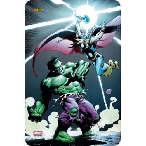 Gratuit : Plaque Métal Thor offerte