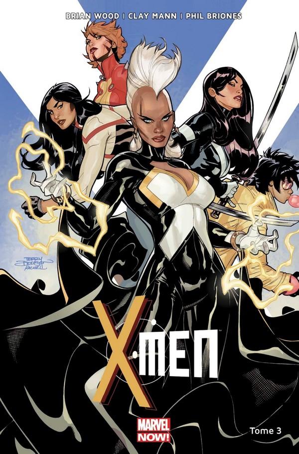 X-Men Marvel Now Tome 3 (VF)