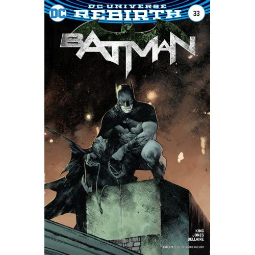 Batman 33 Coipel Variant (VO)