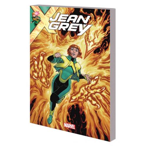 Jean Grey TP Vol.1 (VO)