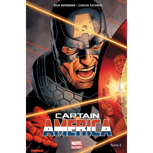 Captain America Marvel Now Tome 3 (VF)