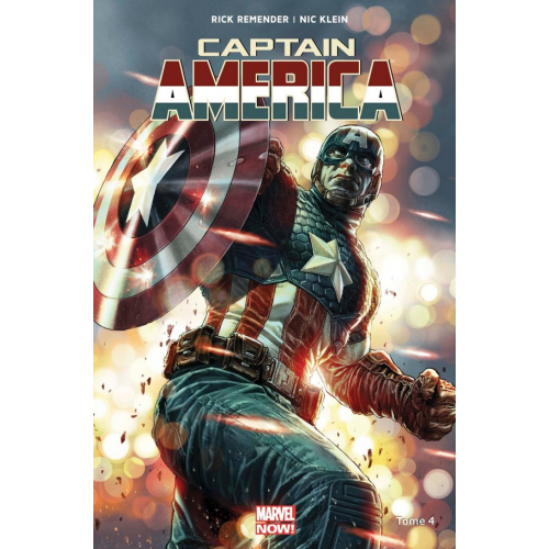 Captain America Marvel Now Tome 4 (VF)