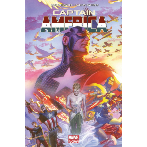 Captain America Marvel Now Tome 5 (VF)