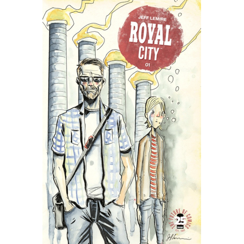 Royal City Tome 1 (VF)