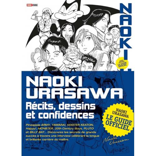 Urasawa Le Guide Officiel (VF)