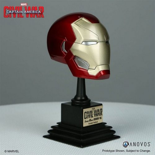 Replique Casque Iron Man Marvel Armory Collection 1:3