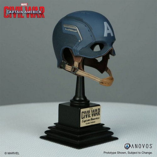 MARVEL - Replique Casque Captain America Marvel Armory Collection 1:3