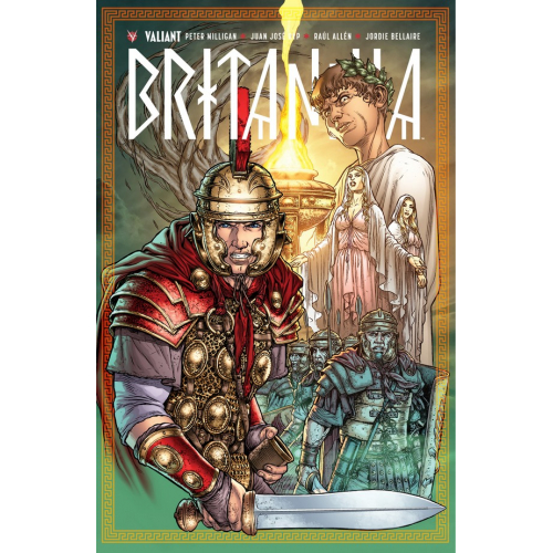 Britannia Édition Collector Original Comics 200 ex. (VF)