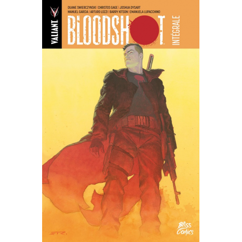 Bloodshot Intégrale Édition Collector Original Comics 100 Exemplaires (VF)