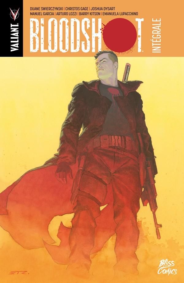 Bloodshot Intégrale Édition Collector Original Comics