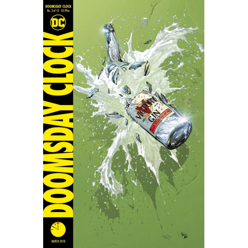 DOOMSDAY CLOCK 3 (VO)